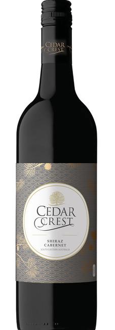 Cedar Crest Shiraz Cabernet