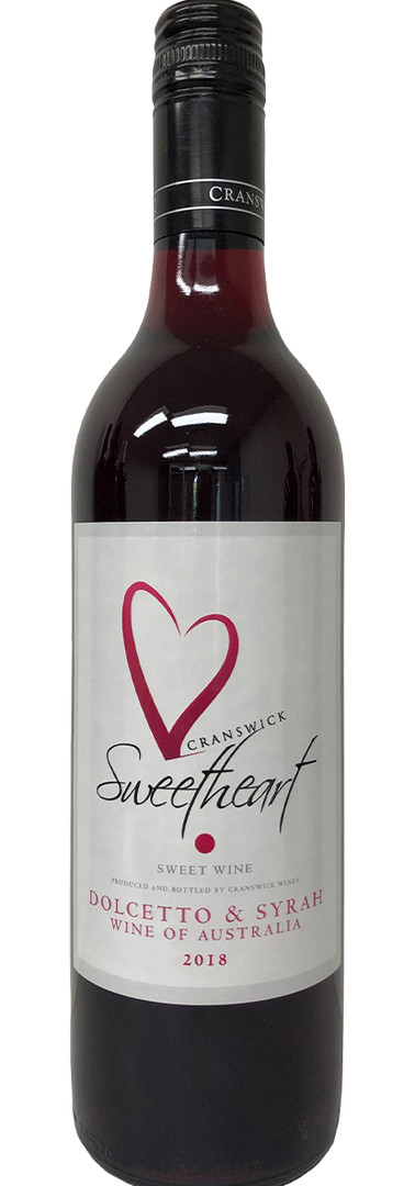 Cranswick Sweetheart Dolcetto & Syrah