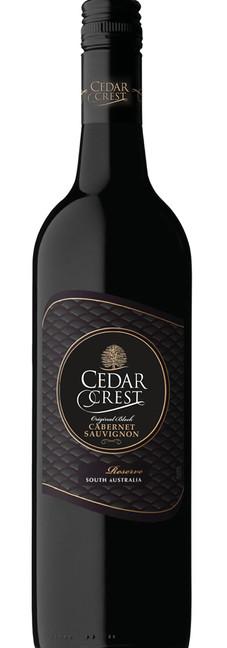 Cedar Crest Reserve Cabernet Sauvignon
