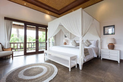 Over Sized Bedrooms