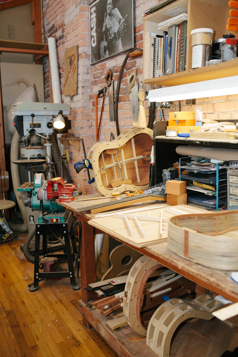luthier workshop denver