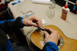 Colfax Guitar Shop Guitar Repair