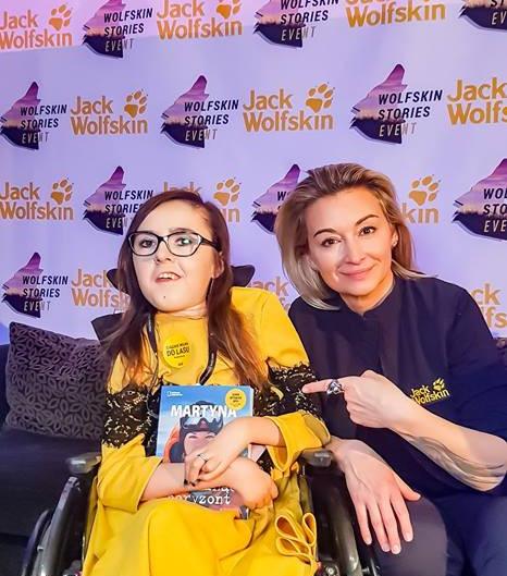 Wolfskin Stories Event - spotkanie z Martyną Wojciechowską