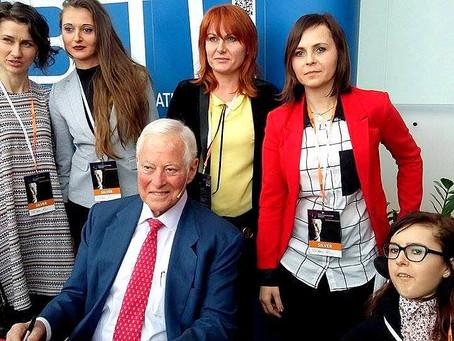 III Międzynarodowy Kongres Liderów Biznesu czyli bardzo produktywny dzień!