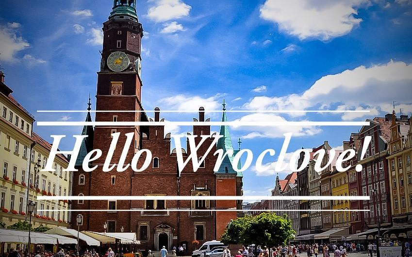Deszczowy Wrocław