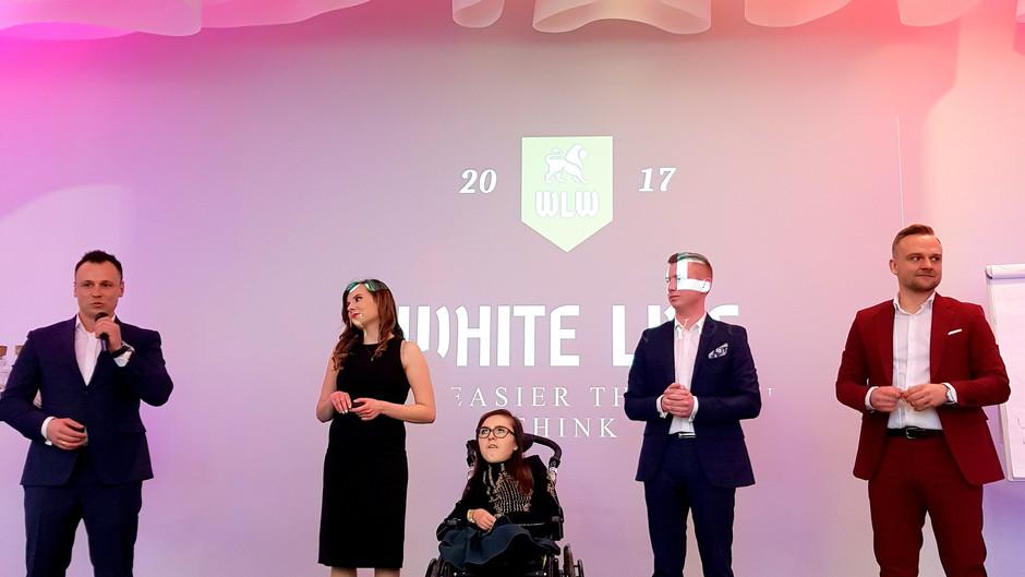Oficjalne otwarcie naszej marki White Line World - 24.02.2018