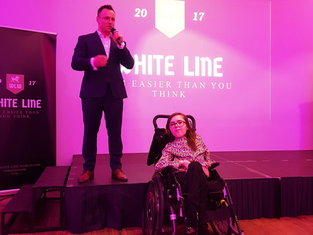 Konferencja White Line World - 17.03.2018