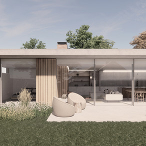 Planning submitted in Colston Bassett! 13.07.21