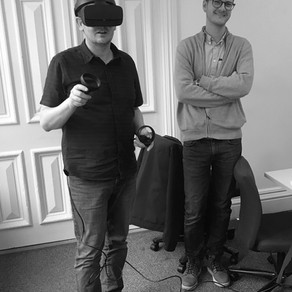 We now offer the VR experience to our clients....