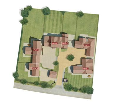 190115_Screveton 2D Site Plan_Numbered 2
