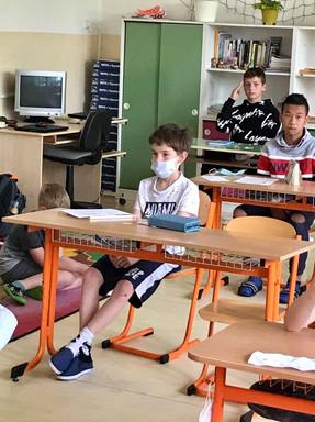 Školní knižní veletrh