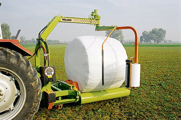 Упаковщик рулонов FW15