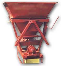 Разбрасыватель минеральных удобрений Л-116