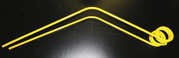 Палец ГВР 07.00.005 роторных граблей (зуб сгребан)