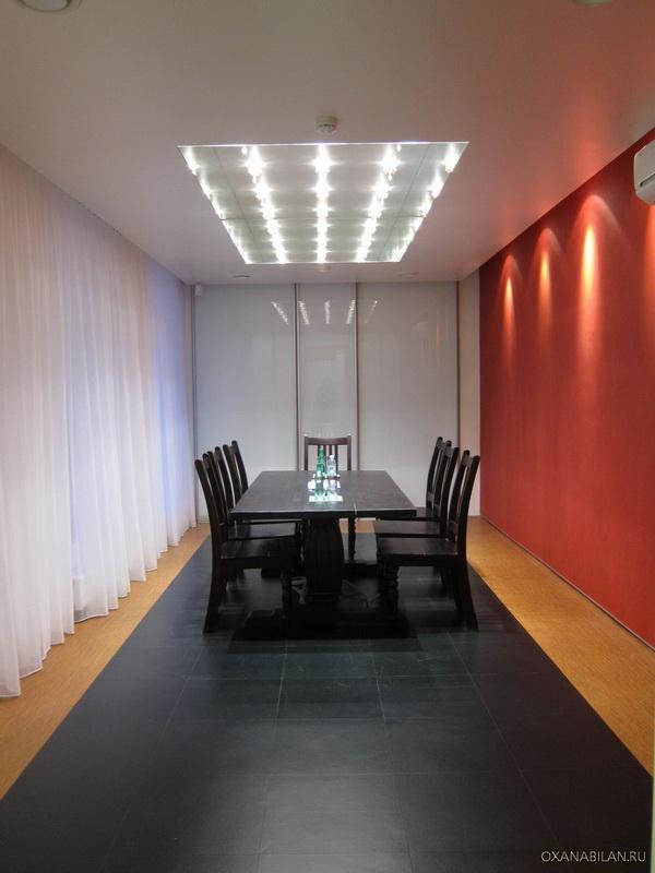 Освещение офиса ПРАЙМ ЭДВАЙС
