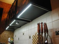 LED подсветка кухни