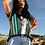 Thumbnail: Reese Jacket - Teal Serape