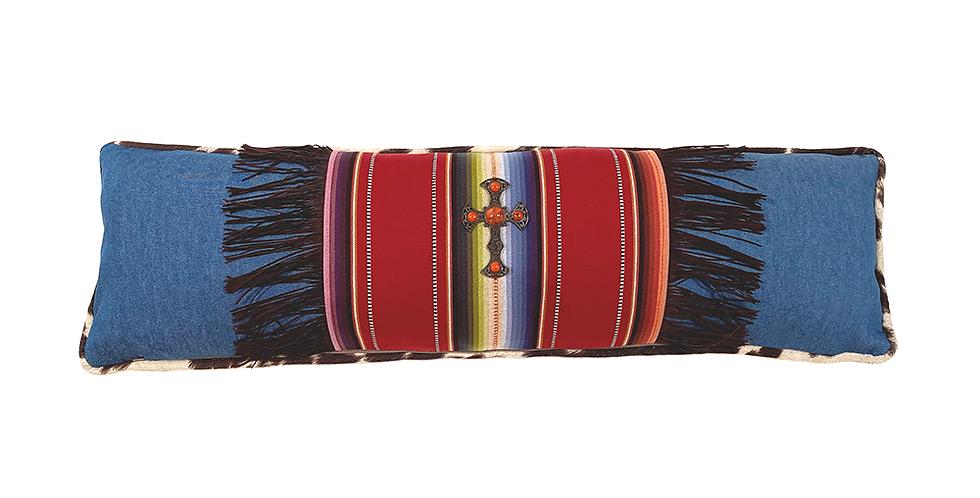 Saltillo Chile Lumbar Pillow