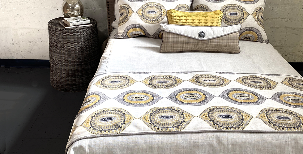 Bombay Bed Set