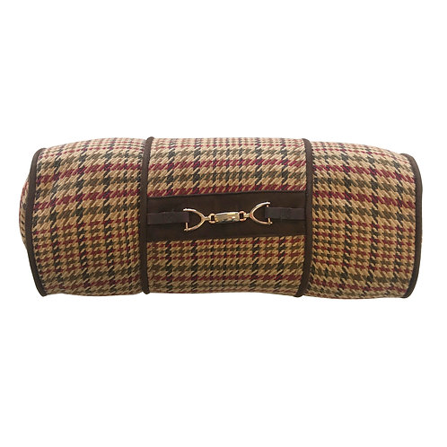 English Country Neck Pillow