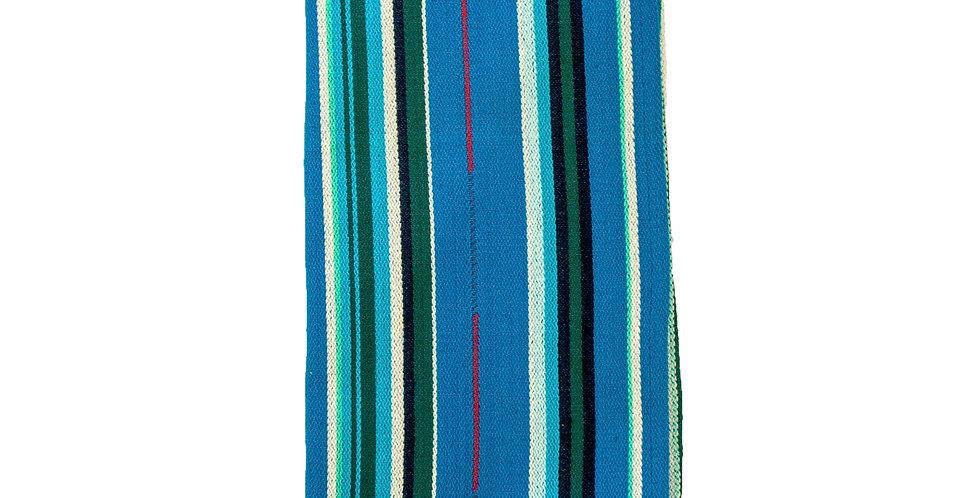 Blue Serape Napkin Set
