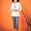 Thumbnail: Taylor Shirt - White Bandana