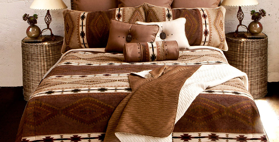 Echo Canyon Bed Set