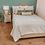 Thumbnail: Moonstone White Bed Set