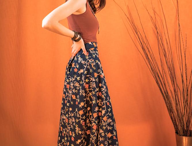 Chelsea Skirt - Seville
