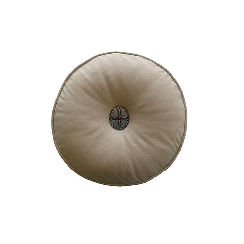 Sandra Round Pillow