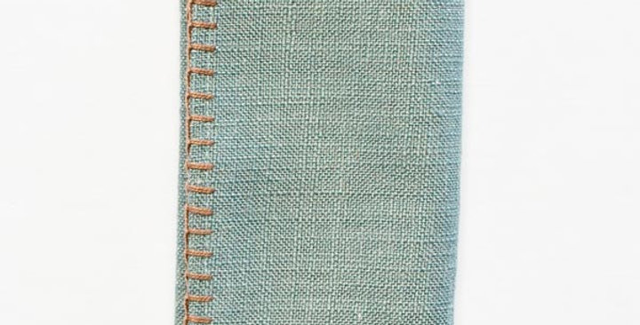 Linosa Turquoise Napkin Set
