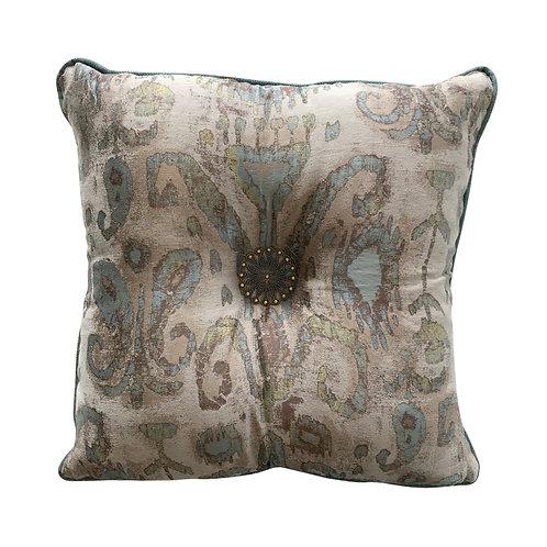 Monet Impression Throw Pillow