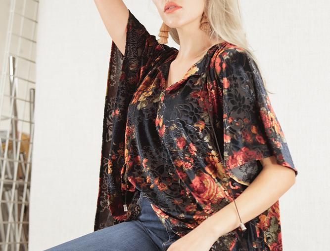 Paloma Top - Gypsy Rose