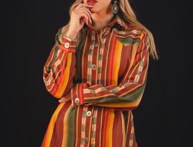 Taylor Shirt - Matador