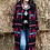 Thumbnail: Savannah Coat - Roja Trail Black