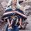 Thumbnail: Hannah Vest- Black Saltillo