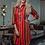 Thumbnail: Ana Dress - Red Serape