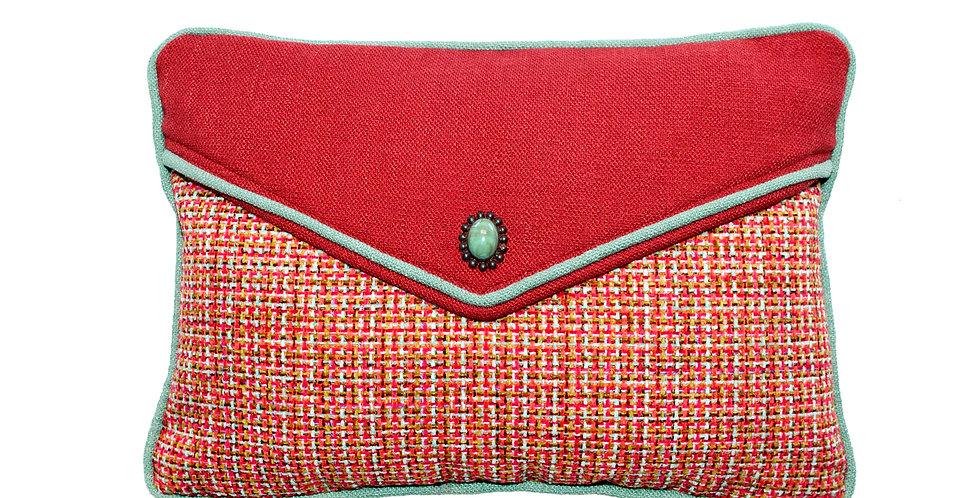 Petal Accent Pillow