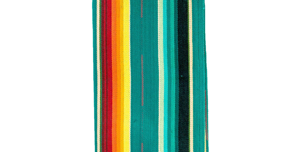 Teal Serape Napkin Set