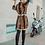 Thumbnail: Ana Dress - Anaconda Brown