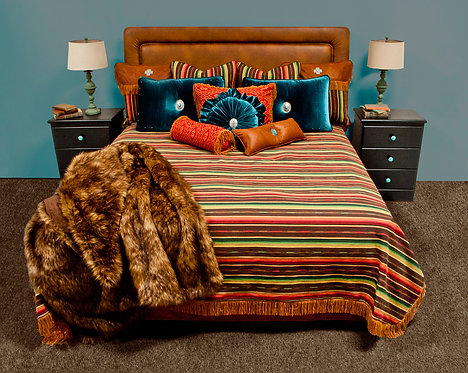 Shades of the West Bed Set