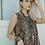 Thumbnail: Chloe Dress - Zoorama Rust