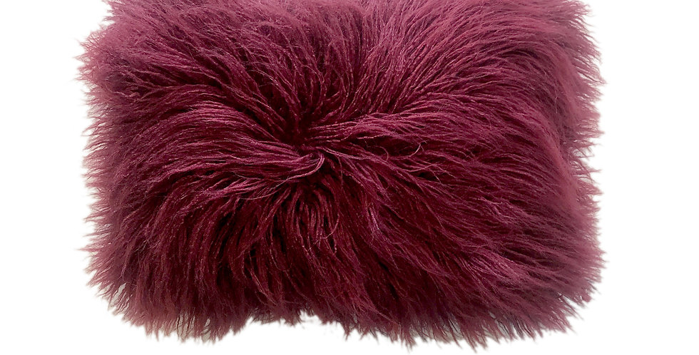 Mulberry Accent Pillow