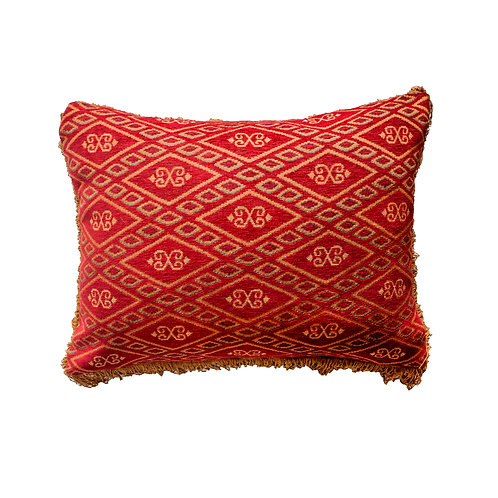 Shades of The West Accent Pillow
