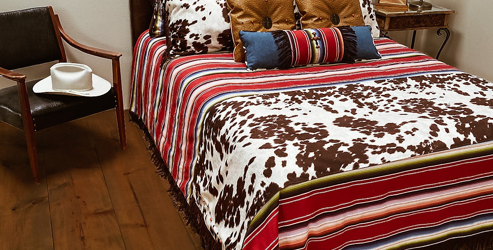 Saltillo Chile Bed Set