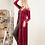 Thumbnail: Ashley Duster- Burgundy Velvet