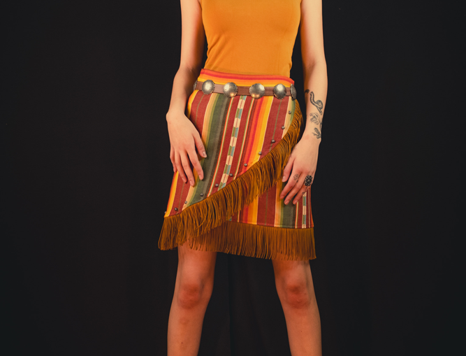 Peyton Skirt - Matador