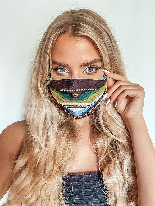 Face Masks - Saltillo