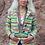 Thumbnail: Sylvia Jacket - Lime Serape