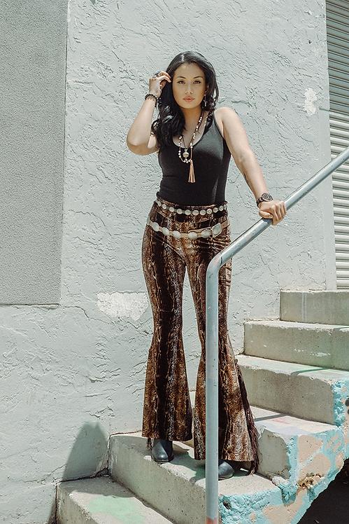 Kristi Pant - Anaconda Brown